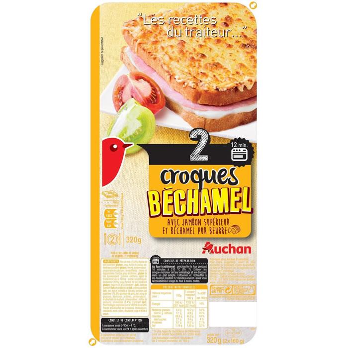 Croques AUCHAN - Comparez vos produits traiteur au meilleur prix ...