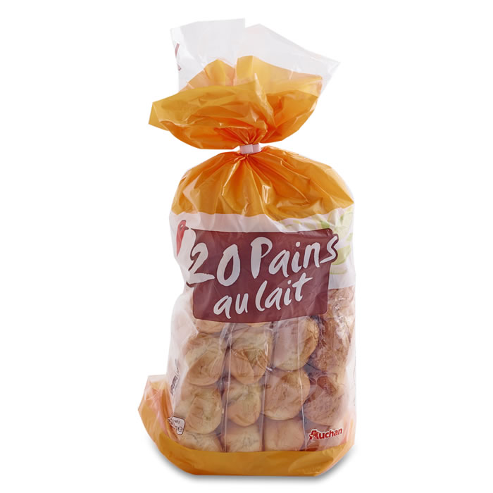 Pains AUCHAN, LA BOULANGERE - Comparez vos produits petit déjeuner ...