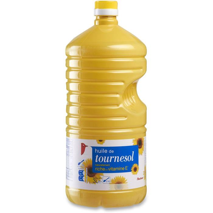 huile colza et tournesol