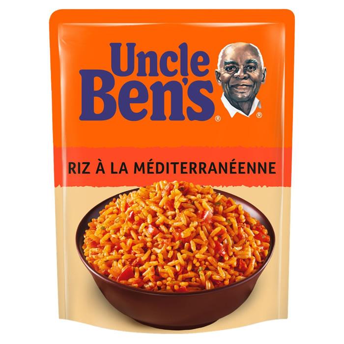 Riz à la méditéranéenne,UNCLE BEN'S,250 g