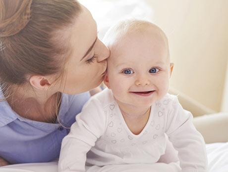 Sélection de produits bébé chronodrive
