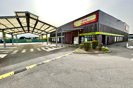 Drive Cranves Sales