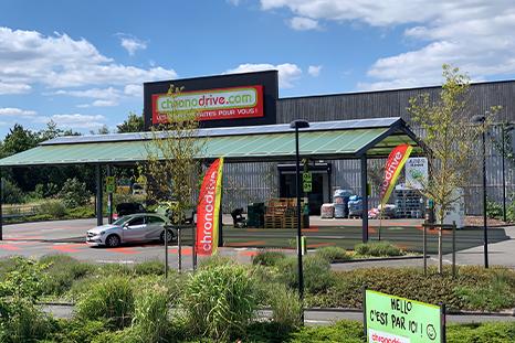 Drive Bondues - Ravennes les Francs