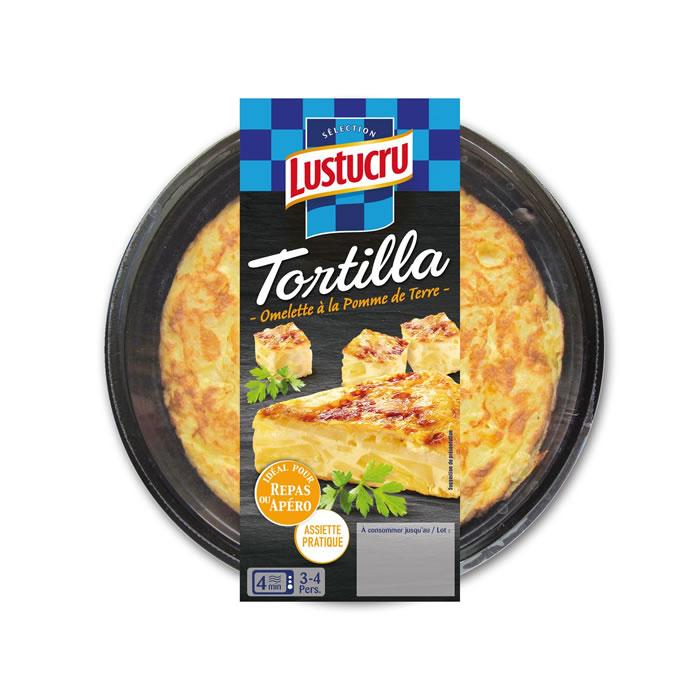 Omelette à la Pomme de terre,LUSTUCRU,450 g