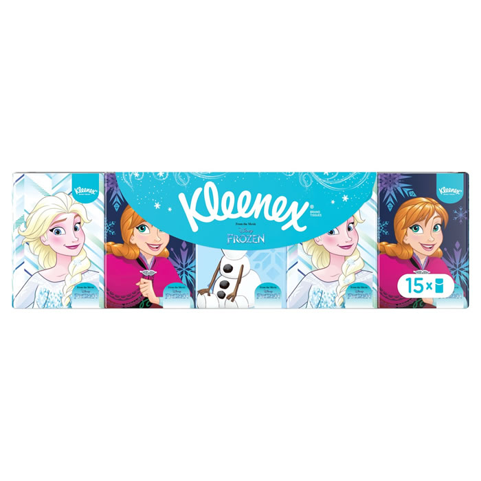 Super chronodrive | KLEENEX : Disney - Mouchoirs Reine des Neiges ou  KE07