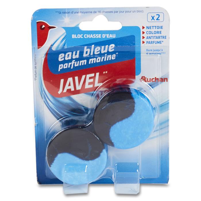 chronodrive auchan bloc chasse d 39 eau javel eau bleue. Black Bedroom Furniture Sets. Home Design Ideas