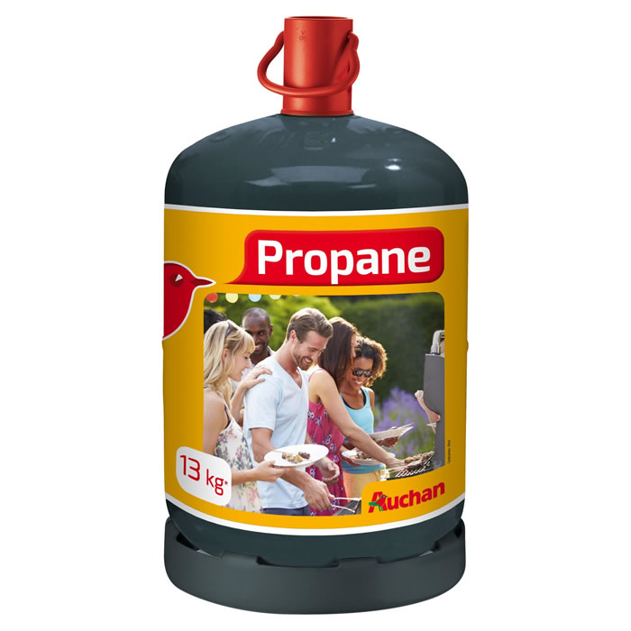 Chronodrive Auchan Charge De Gaz Propane 13kg