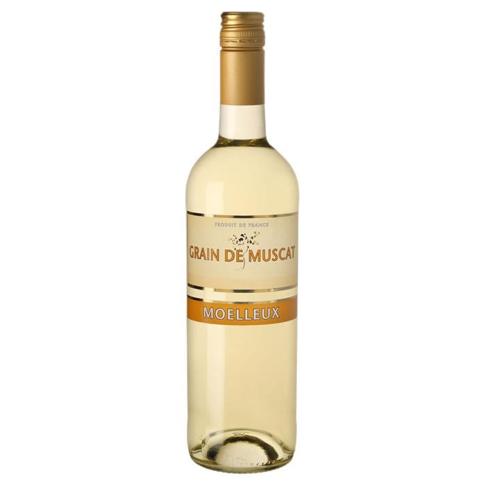 Bien-aimée chronodrive | PAYS D'OC - IGP : Grain de Muscat Moëlleux - Vin #ZZ_49