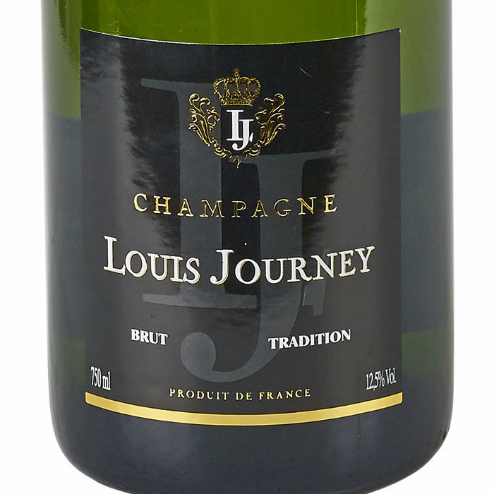 champagne louis journey